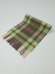 The Suncroft Wide Lambswool Scarf