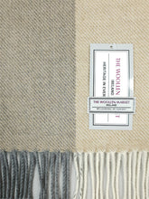 Load image into Gallery viewer, The Glenhest Wide Lambswool Pashmina