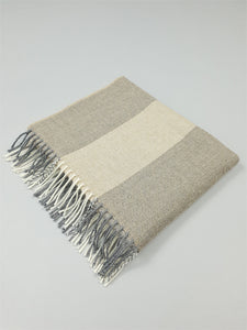 The Glenhest Wide Lambswool Pashmina