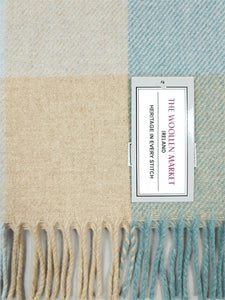 The Duhallow Wide Lambswool Pashmina