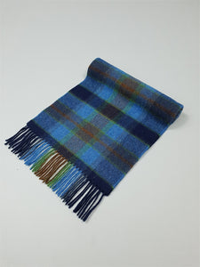 The Feenagh Wide Lambswool Scarf