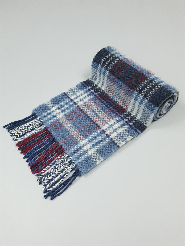 The Newport Merino Cashmere Scarf