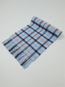 The Woodlawn Wide Lambswool Scarf
