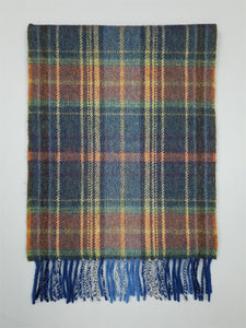 The Leixlip Wide Lambswool Scarf