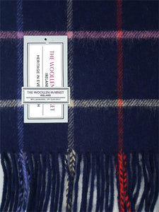 The Lemybrien Wide Lambswool Scarf