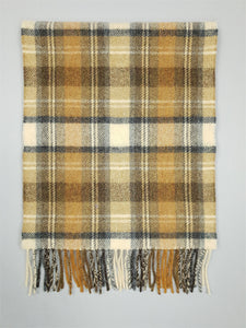The Laytown Wide Lambswool Scarf