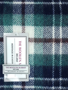 The Mulhuddart Wide Lambswool Scarf