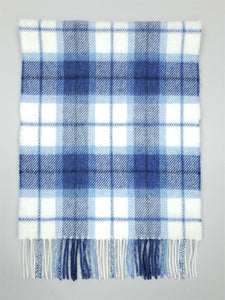 The Sallynoggin Wide Lambswool Scarf