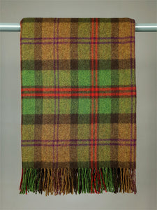 The Wicklow Lambswool Throw