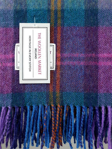 The Doonaha Lambswool Throw