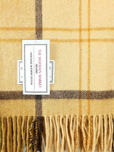 The Jenkinstown Lambswool Throw