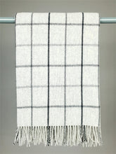 Load image into Gallery viewer, The Ringaskiddy Lambswool Throw