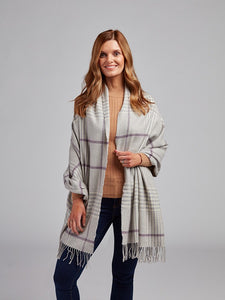 The Piltown Fine Merino Pashmina Wrap