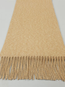 The Iniskeen Wool Cashmere Scarf