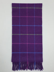 The Clonegal Wool Cashmere Scarf