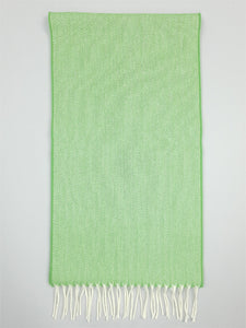 The Glinsk Extra Long Lambswool Scarf