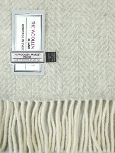 The Mullaghmore Merino Cashmere Scarf