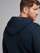 Load image into Gallery viewer, The Cootehall Aran Knit Hoodie