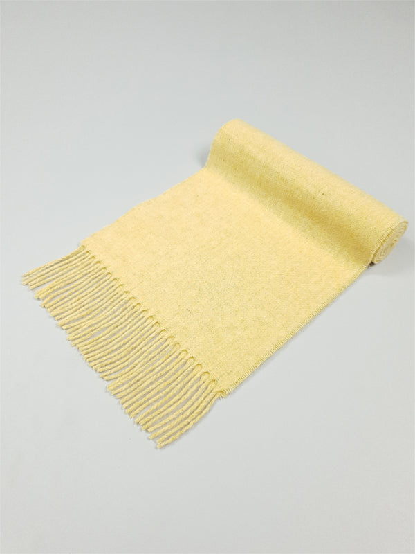 The Parchment Lambswool Scarf
