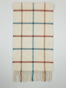 The Waterfall Fine Lambswool Scarf
