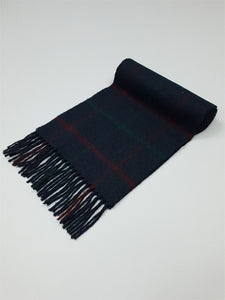 The Burnfoot Fine Lambswool Scarf