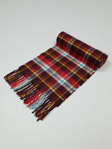 The Bridgetown Fine Lambswool Scarf