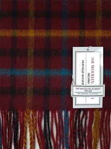 The Ballinlough Fine Lambswool Scarf