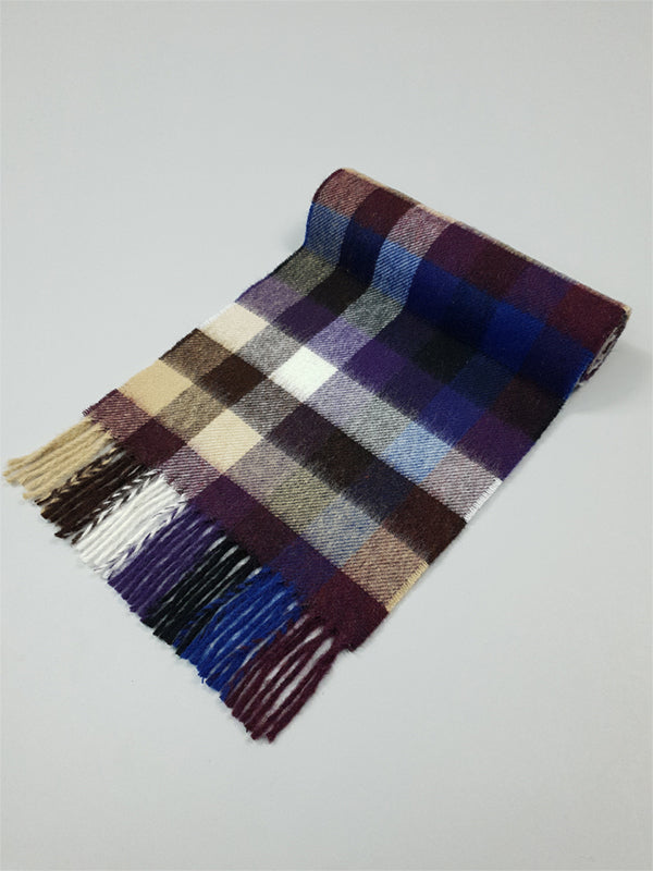 The Ballinrobe Fine Lambswool Scarf