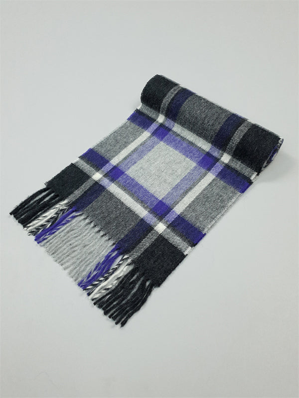 The Whitechurch Fine Lambswool Scarf