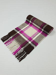 The Ballymahon Fine Lambswool Scarf