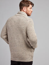 Load image into Gallery viewer, The Atlantic Fisherman's Ribbed Cardigan