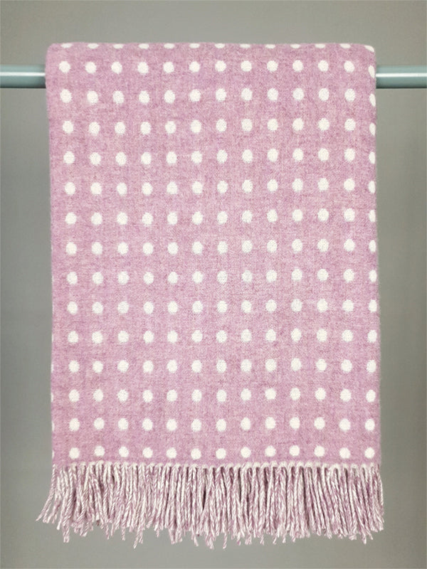 The Cushina Lambswool Throw