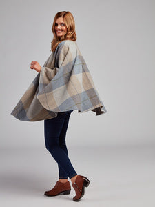 The Ballyhide Lambswool Cape