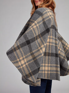 The Mohill Lambswool Cape