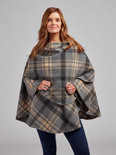 Load image into Gallery viewer, The Mohill Lambswool Cape
