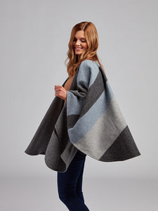 The Doolin Lambswool Cape