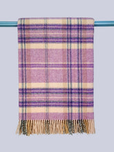 Load image into Gallery viewer, The Crookhaven Lambswoool Throw