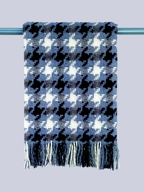 The Cratloe Lambswool Throw