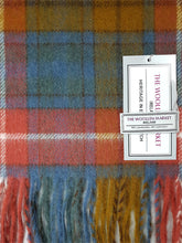 Load image into Gallery viewer, The Antique Buchanan Tartan Lambswool Scarf