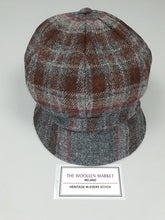 Load image into Gallery viewer, The Clane Newsboy Hat