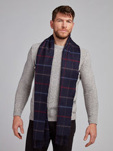 Load image into Gallery viewer, The Castle Bridge Wool Cashmere Scarf