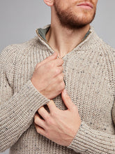 Load image into Gallery viewer, The Coastal Fisherman Ribbed Sweater