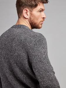 The Wool & Cashmere Estate Round Neck Sweater
