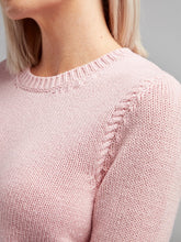 Load image into Gallery viewer, The Lahinch Jersey Cable Sweater