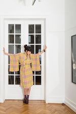 Load image into Gallery viewer, kimono dress by A.P.Monde