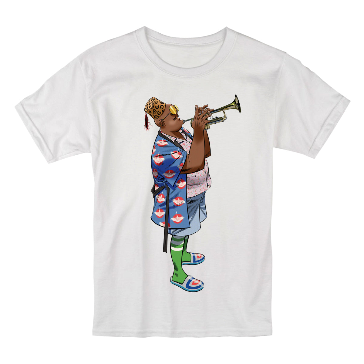 SONG MACHINE RUSSEL T-SHIRT