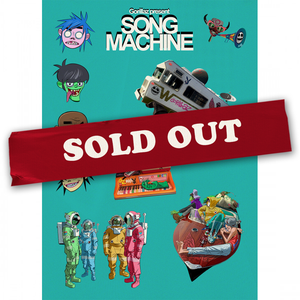 SONG MACHINE BAND STICKER PACK