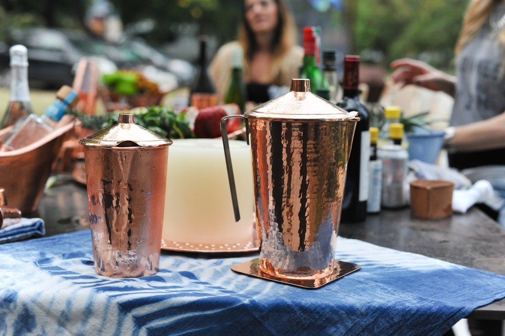 The Only Ayurveda Copper Water Pitcher You Need