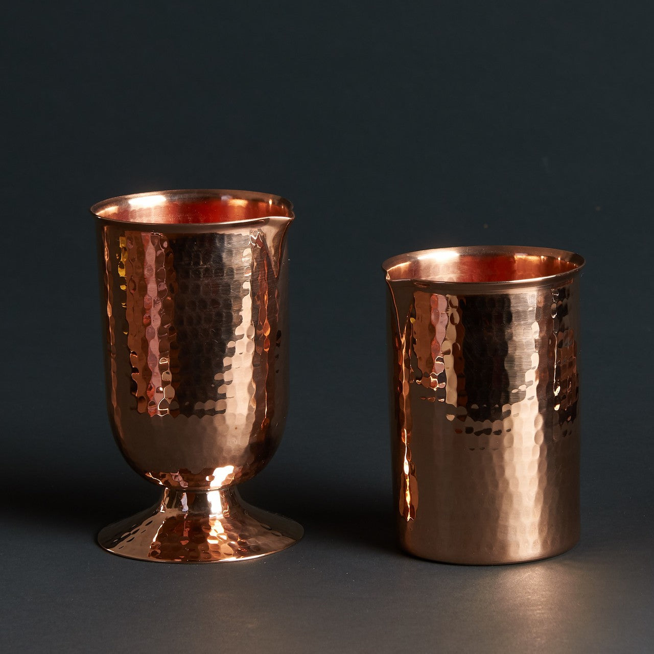 Copper Cocktail Mixers