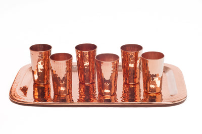 Copper Shot Cup Flight Sets